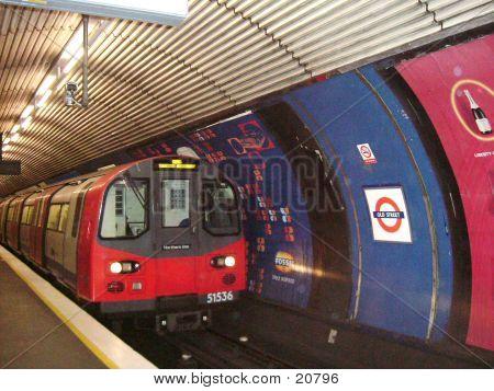 Approaching Tube