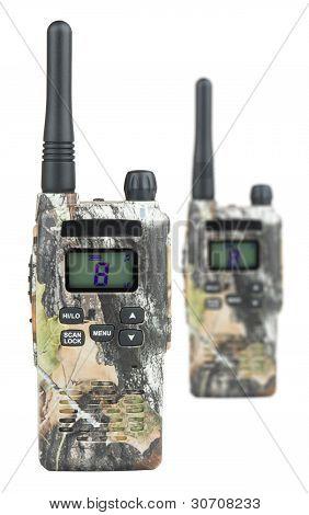 Two PMR Radios