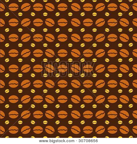 Coffee Beans Pattern