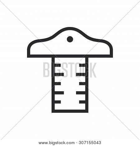 Drafting Icon Isolated On White Background. Drafting Icon In Trendy Design Style For Web Site And Mo