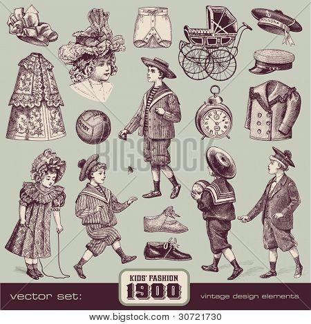 Kids mode en accessoires (1900)