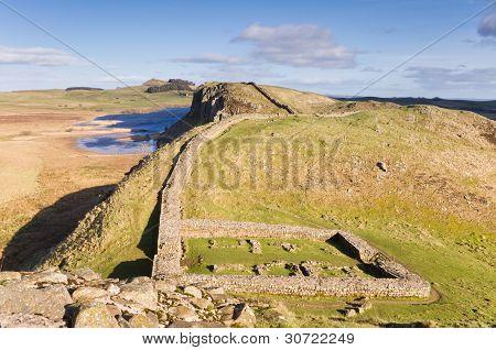 Hadrians Wall Milecastle