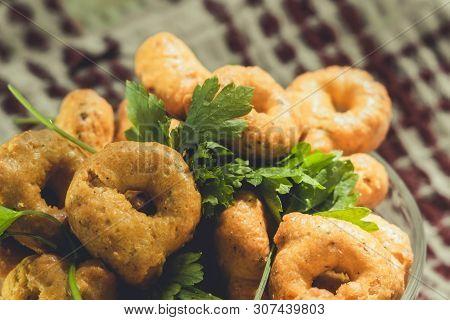 Taralli Tarallini Drying Italian Snacks Bagels Cookie