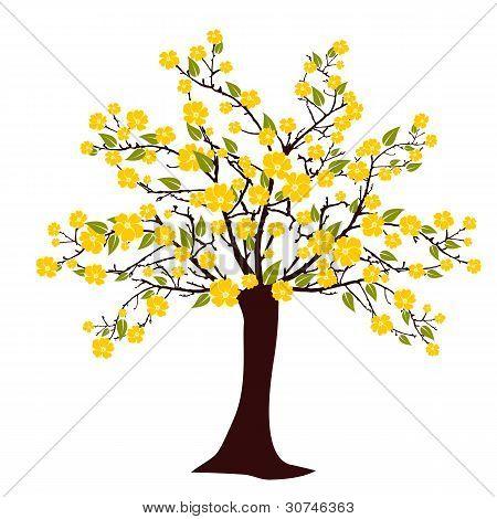 Flourish tree
