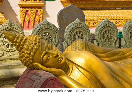 Nivara Buddha In Wat Thai
