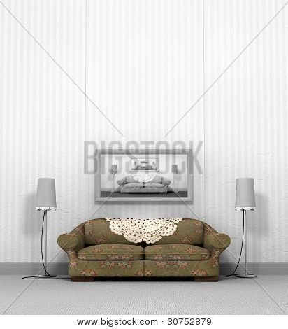 Grandma's Old Sofa