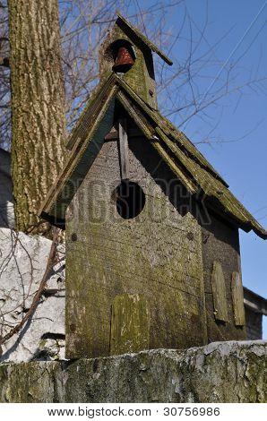 Vogelhäuschen Kirche