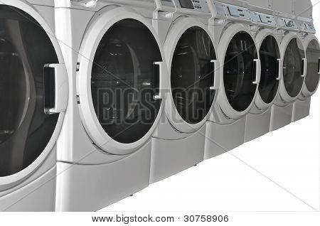 Washing-mashines