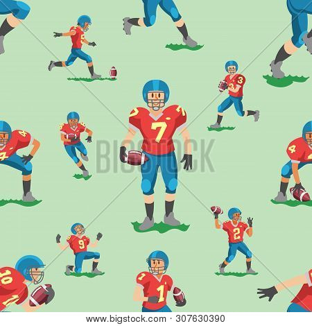 Soccer Vector Footballer Teamleader Captain Or Soccerplayer Character In Sportswear Playing With Soc