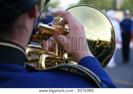 Brass Band Player