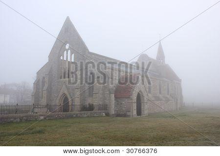 old garrison church, portsmouth
