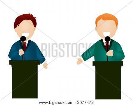 Debatte
