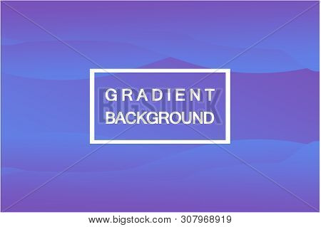 Purple Background Gradient Smooth Background Texture On Elegant Rich Luxury Background Web Template