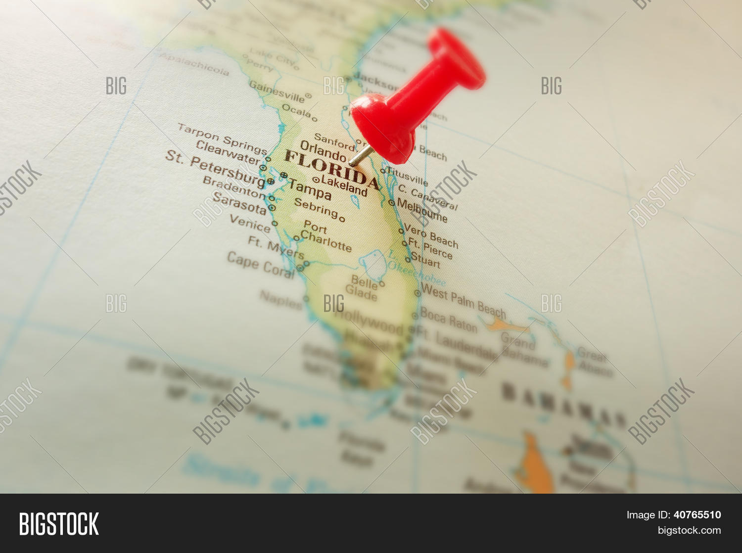 Florida Map Fort Myers.Florida Map Image Photo Free Trial Bigstock