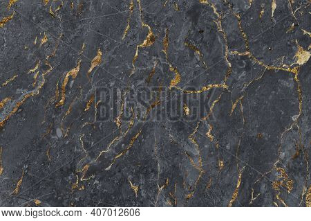 Gray Marble Rock Textured Background High Quality