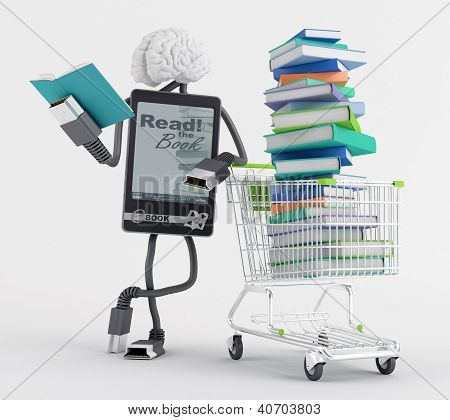 E-book Shopping