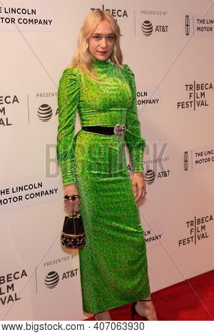 Chloe Sevigny attends 'The Dinner' premiere during the 2017 Tribeca Film Festival at BMCC Tribeca Performing Arts Center on April 24, 2017 in New York City.