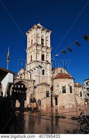 Church Of Saint Lazarus In Larnaca, Cyprus