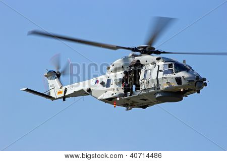 Dutch Navy Nh90 Helicopter