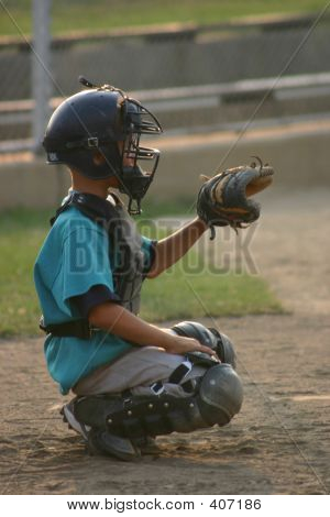 Littleleaguecatcher