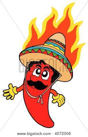 Hot Mexican Chilli