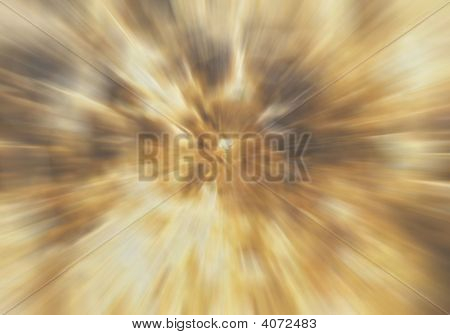 Zoom Radial marrón