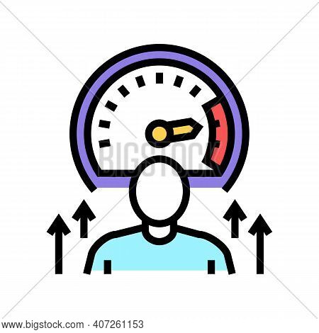 Growth Mindset Soft Skill Color Icon Vector. Growth Mindset Soft Skill Sign. Isolated Symbol Illustr