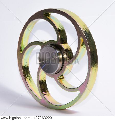 Fidget Spinner To Relax, Relieve Stress, Play