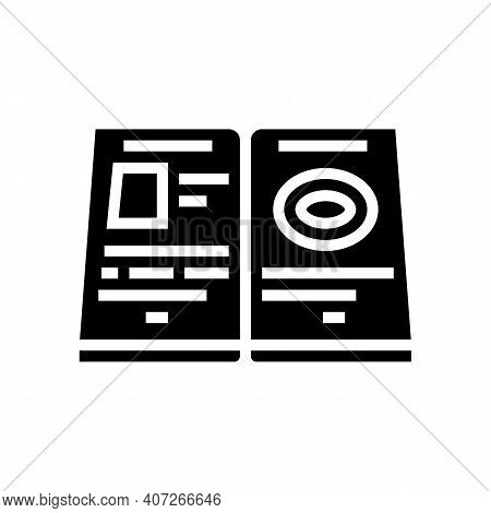 Help Allowance Glyph Icon Vector. Help Allowance Sign. Isolated Contour Symbol Black Illustration