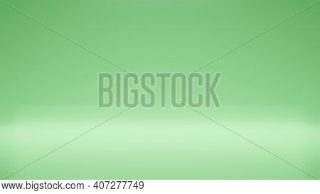 Modern Studio Background Modern And Simple . Abstract Green Gradient Background Modern Empty Space S