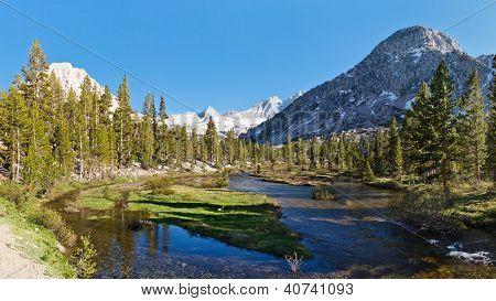 Sierra Nevada Scenery