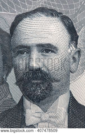Francisco Ignacio Madero A Portrait From Mexian Money