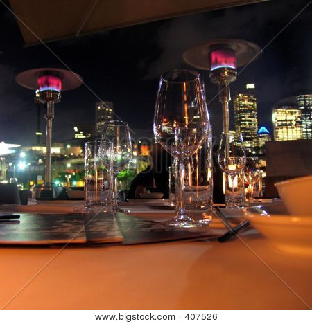 Sophisticated City Dining