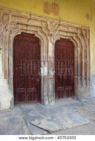 Church Of Biertan