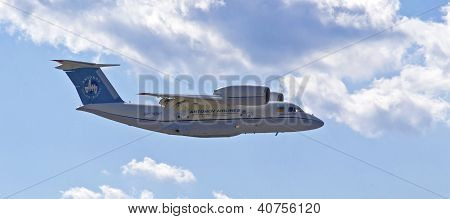 An-74? Transport Aircraft.