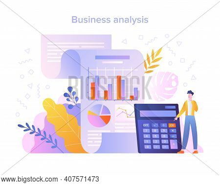 Concept Of Business Analysis, Audit, Professional Check Of Documentation, Investigation, Inspection.