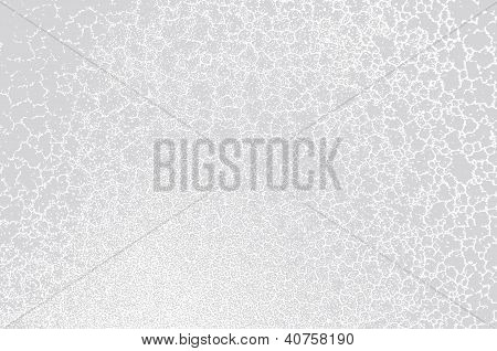 Seamless Crackle Network Pattern Background