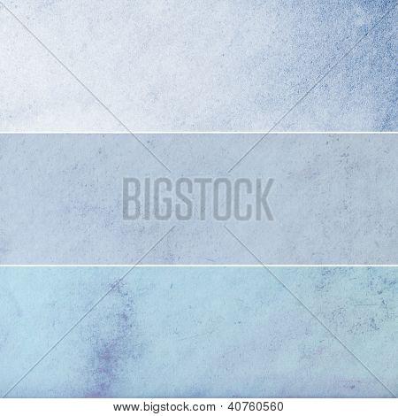 Blue Vintage Backgrounds Collection