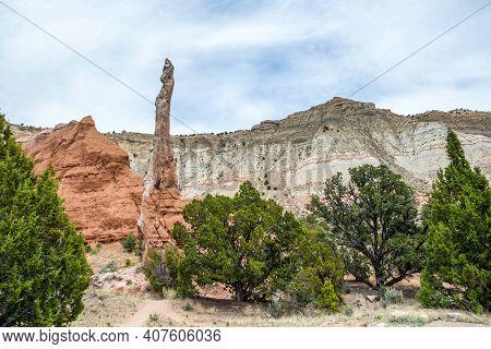 A Spire In Kodachrome Basin State Park, Utah