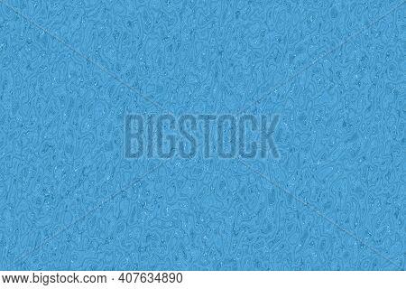 Modern Slaty Stonework Cg Background Or Texture Illustration