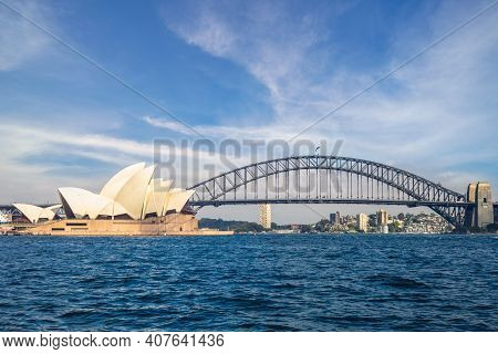 January 5, 2019: Sydney Opera House, A Multi Venue Performing Arts Centre At Sydney Harbour Located