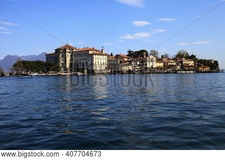 Stresa ( Verbano-cusio-ossola ), Italy - June 15, 2017: Isola Bella, Maggiore Lake, Stresa, Piedmont