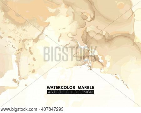 Graphic Alcohol Inks. Liquid Marble Splash. Acrylic Oil Border. Trendy Simple Wall. Fluid Alcohol In