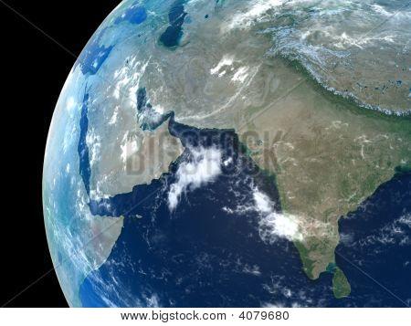 Earth - Asia