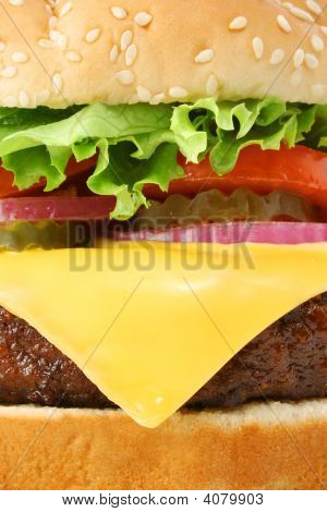 Mighty Cheeseburger
