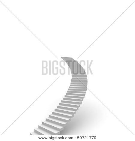 Stairs Leading
