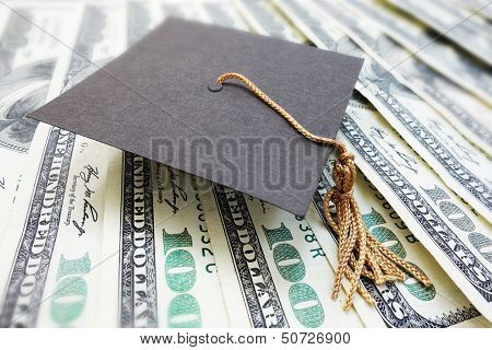 Mortar Board Cash