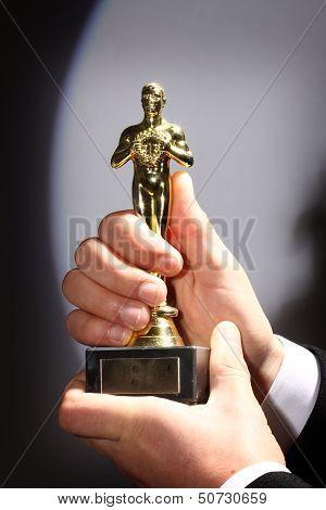 Fake Oscar Prize