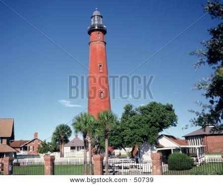 Ponce De Loen Lighthouse