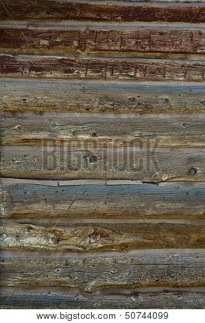 Old Wood Logs